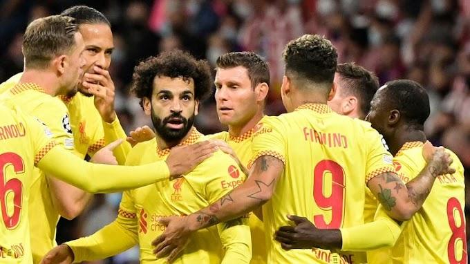 Salah makes history as Atléti see red