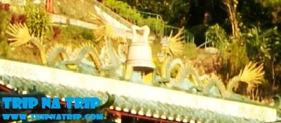 An Authentic Chinese Filipino Temple - Bell Church at Balili, La Trinidad