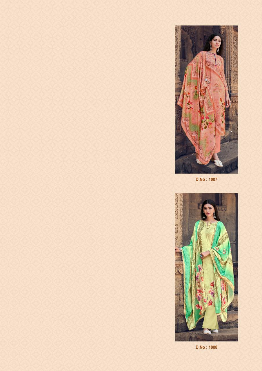Roli Moli Shazia Pashmina Suits Catalog Lowest Price