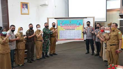 Capaian Rendah, Dinkes Inisiasi Rakor Percepatan Vaksinasi Covid-19 di Kabupaten Solok