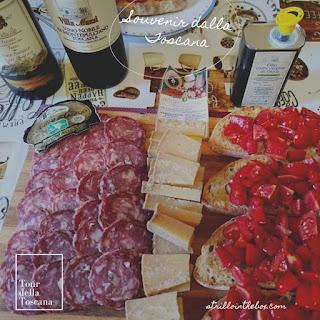 Prodotti tipici Montepulciano