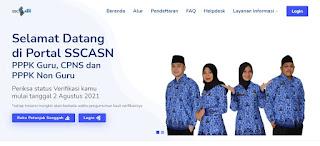 Link Resmi Pengumuman PPPK Guru 2021