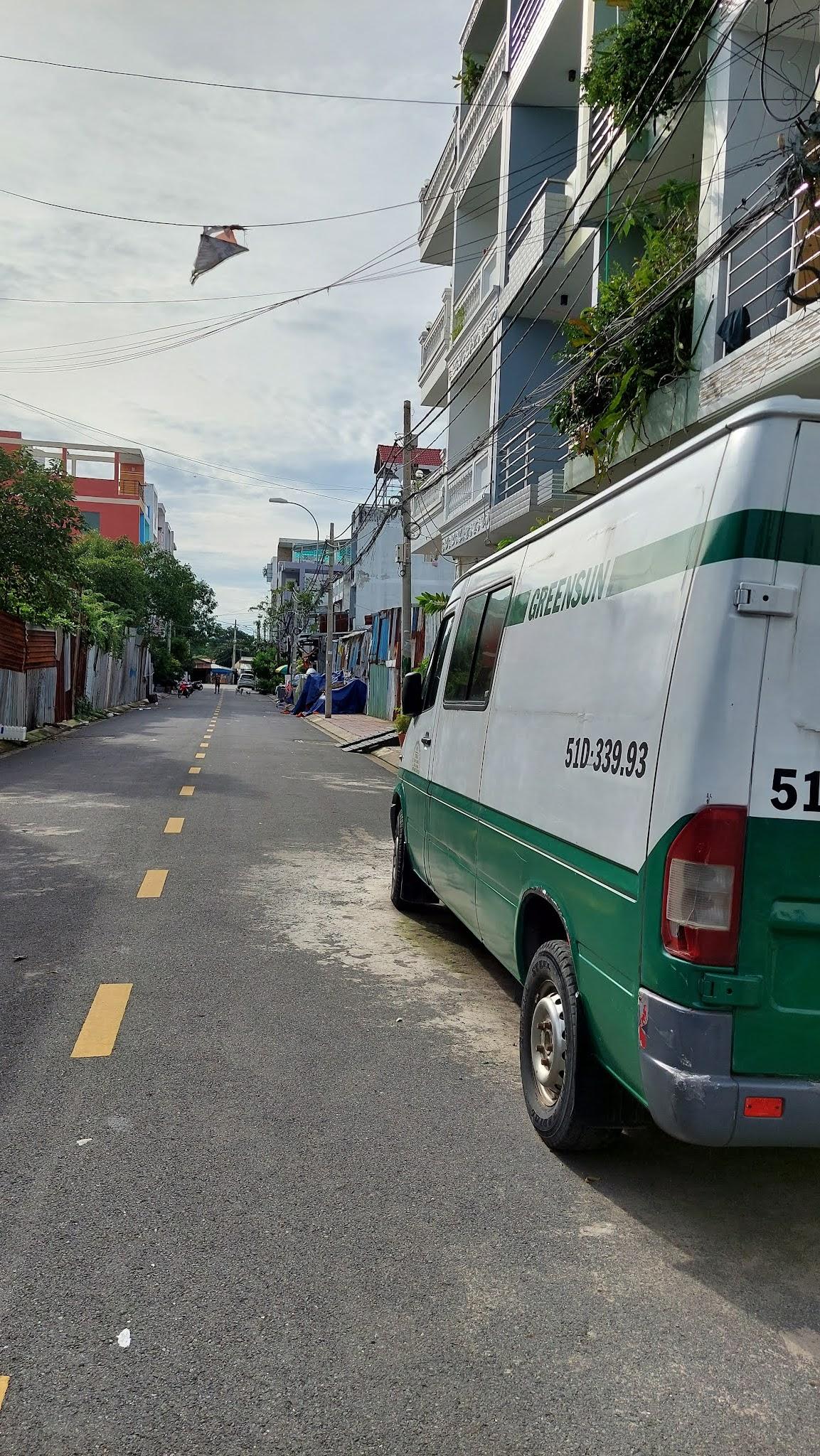Bán nhà Mặt tiền Quận 6 khu dân cư Bình Phú 3. Dt 4x18m đúc 3,5 tấm