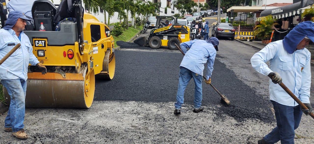 Cero huecos comenzó su segunda fase y ha intervenido 20 Sectores del municipio