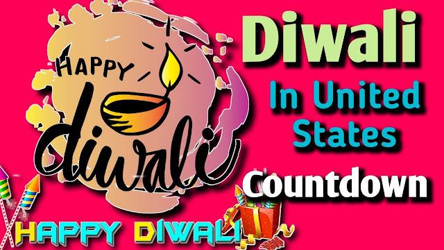 Diwali in United States Countdown 2021