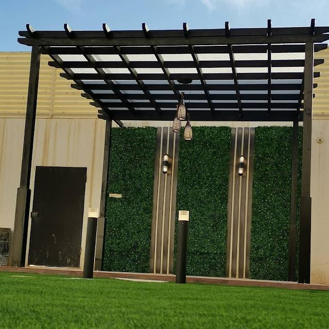 جلسات حدائق خارجية في الكويت