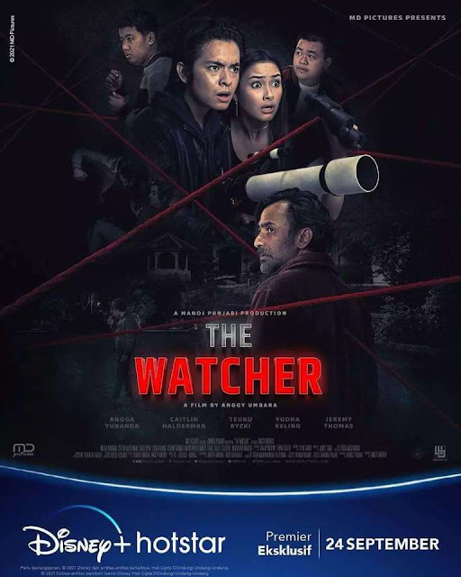 Daftar Nama Pemain The Watcher Film Indonesia 2021 Lengkap