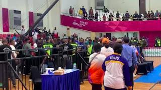 Cabang Olahraga Tinju PON Papua Ricuh