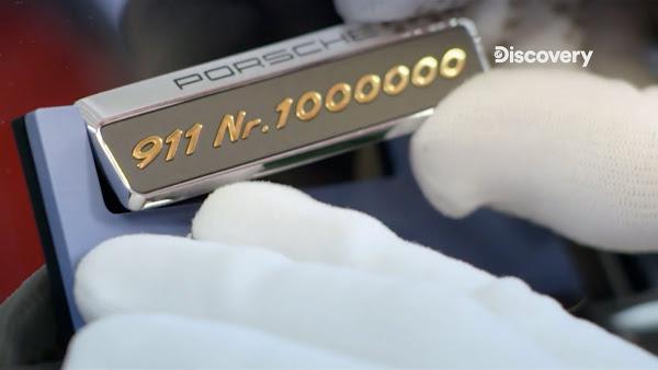2017年,第1百萬輛911在司徒加特的生產線上誕生