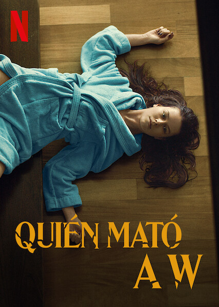 In for a Murder (2021) NF WEB-DL 1080p Latino