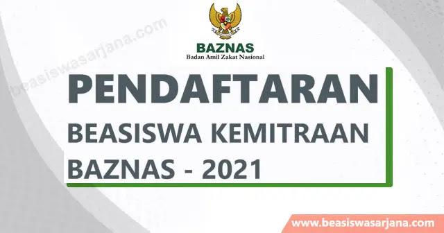 Beasiswa Kemitraan Baznas