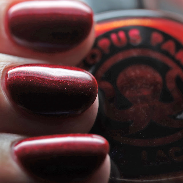 Octopus Party Nail Lacquer Ethnogenic