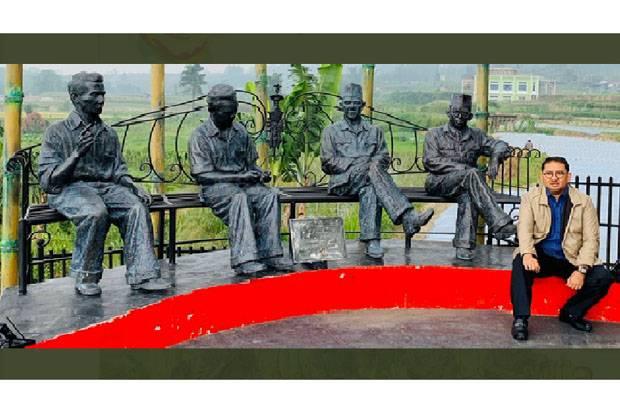 Posting 4 Tokoh Penting, Fadli Zon: Jangan Seolah Republik Ini Didirikan oleh Soekarno saja