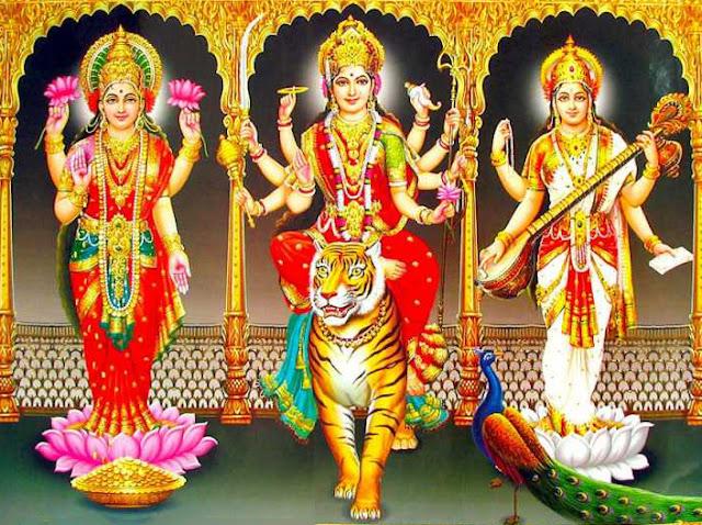 நவராத்திரி விரதம் இன்று ஆரம்பம்..!!!