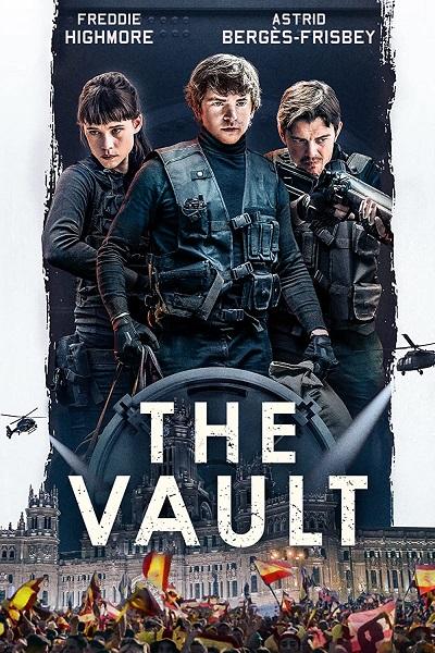 Download The Vault (2021) Dual Audio [Hindi+English] 720p + 1080p Bluray ESubs