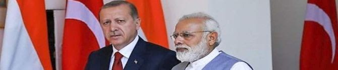Is The India-Turkey Relationship Headed To Ruin?
