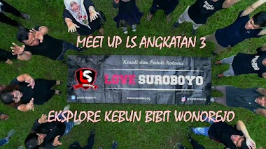3 Bulanku Bersama Komunitas Love Suroboyo