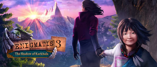 New Games: ENIGMATIS 3 - THE SHADOW OF KARKHALA (PC, PS4, Xbox One/Series X, Switch)