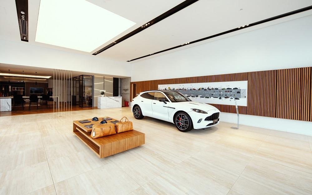 Aston Martin Ho Chi Minh