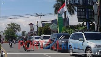 Kelangkaan BBM, Hingga Kendaraan Meluas Ke Jalan Trans Sulawesi