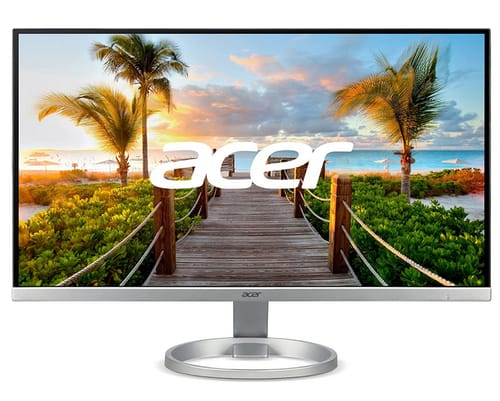Acer R270 Smipx Full HD (1920 x 1080) IPS Monitor