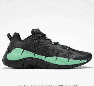 $37, Reebok Men's Zig Kinetica II Shoes