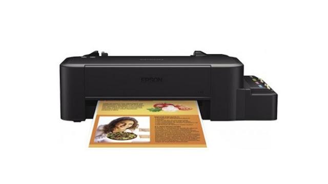 Cara Reset Printer Epson L210