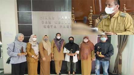Sanggar SMMD Binaan Disparbud Pariaman