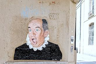 Sunday Street Art : Angel Crow - rue de la Verrerie - Paris 4