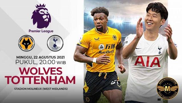 Prediksi Wolves Vs Tottenham Hotspur