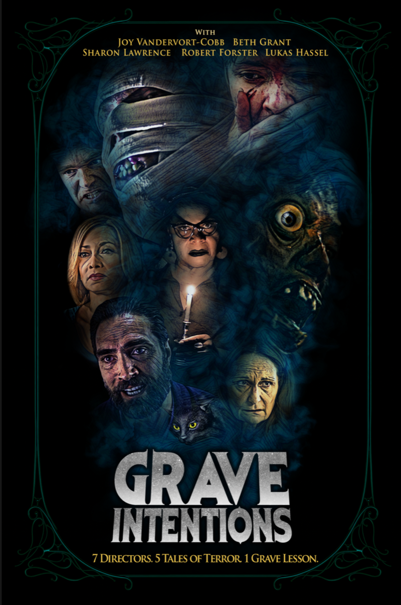grave intentions poster