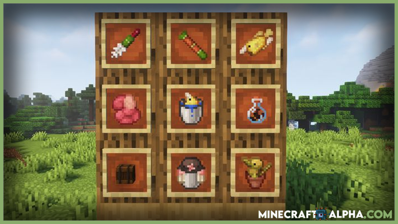 Ambient Additions Mod For 1.17.1 (Adorable Animals)