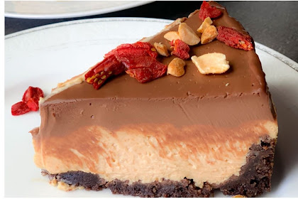Peanut butter cream pie – keto recipe