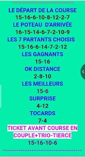 Pronostic quinté Mercredi Paris-Turf TV-100 % 13/10/2021