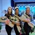 Eleitas as novas soberanas do Município de Bossoroca