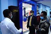 Kepala Kantor Imigrasi Sibolga Sambut Kedatangan Wakil Ketua DPRD