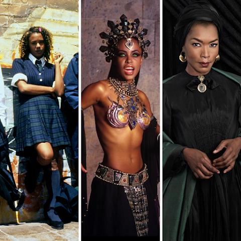 Especial Mês das Bruxas: Negras e Sobrenaturais