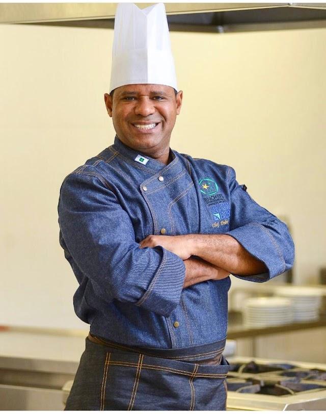 O Chef Pedro Alex é indicado para concorrer ao prêmio Dolmã ao título de Melhor Chef de Cozinha do Brasil