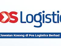 Jawatan Kosong di Pos Logistics Berhad