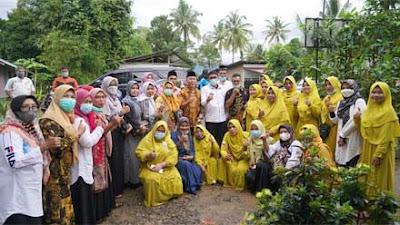 Wako Padang Hendri Septa Motivasi Grup Qasidah Rebana di Kurao Pagang