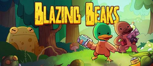 New Games: BLAZING BEAKS (PC, PS4, Xbox One/Series X, Nintendo Switch)