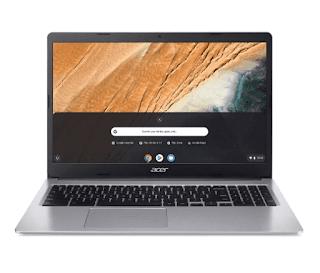 "$198, Acer Chromebook 315: 15.6"" FHD IPS Touchscreen, Intel N4000, 4GB RAM, 32GB Storage"