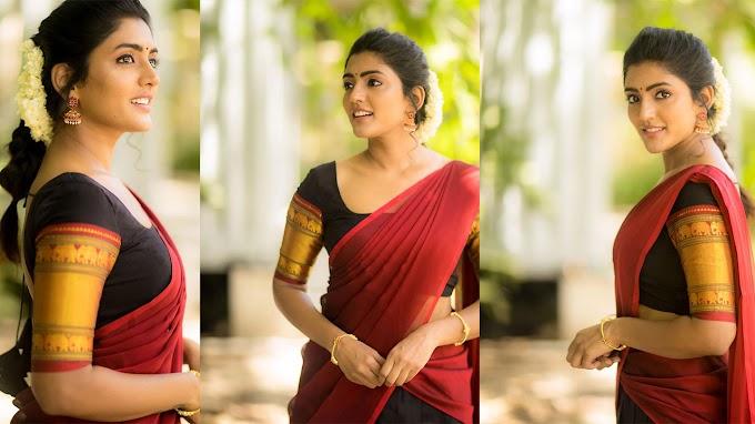 Eesha Rebba Latest Photos Dhavani Dress
