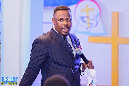"""""""Controversial Ghanaian prophet, Nigel Gaisie"""""""