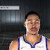 NBA 2K22 Jordan Poole Cyberface, Hair and Body Model (Current Look) V2 by AKB