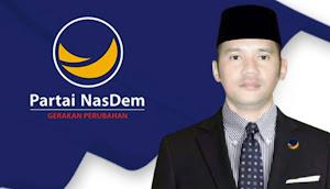 Resmi, Saipul Anwar Pegang Kendali DPD Partai Nasdem Tebo