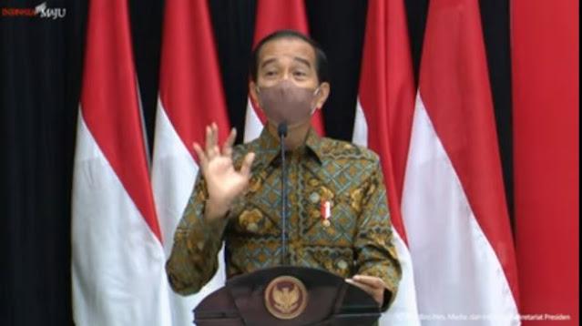 Jokowi Restui Kapolri Rekrut Novel Cs, Komnas HAM: Temuan Pelanggaran TWK Harus jadi Acuan