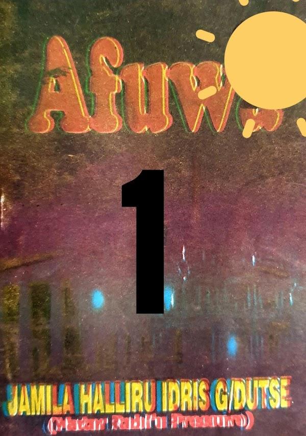 AFUWA BOOK 1 CHAPTER 2 BY JAMILA HALLIRU G/DUTSE