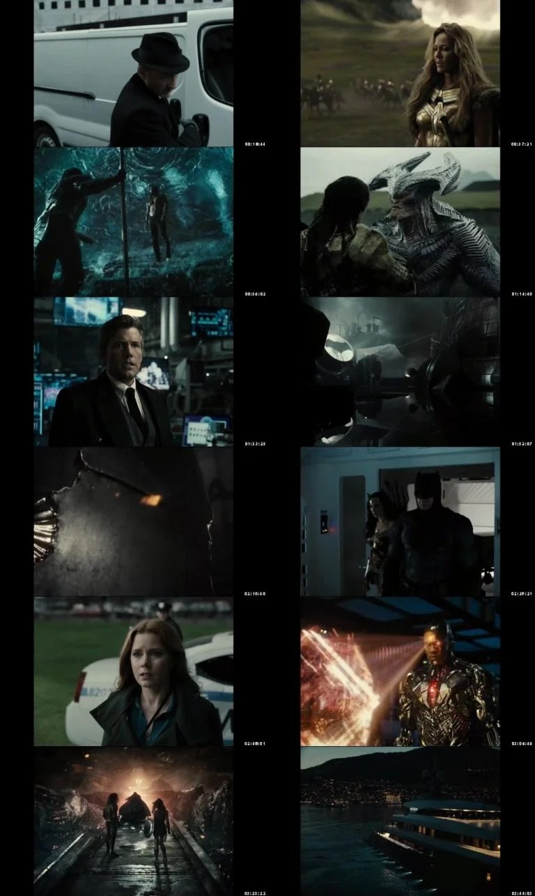 Zack Snyder's Justice League 2021 Movie Download