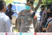 Eksekusi Tanah Sengketa, Polres Lotara Lakukan Pengamanan di Medana